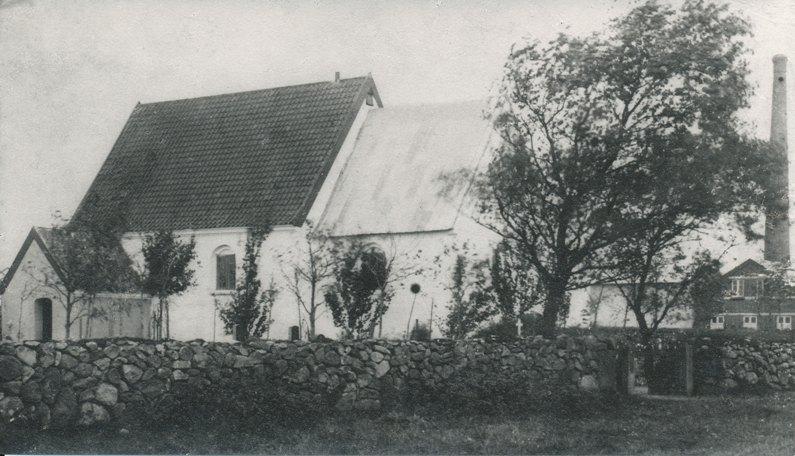 Vejrup Kirke ca 1910