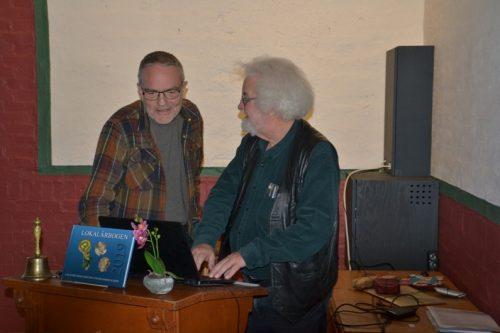 Mogens Jessing og Mogens Hansen
